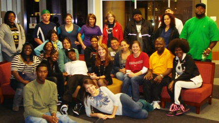 Stellar Service Learning Psychology Classes - Dr. Gayle Joplin Hall at Trinity River Campus.