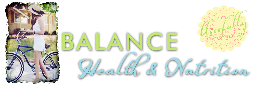 Balance Health &#038; Nutrition