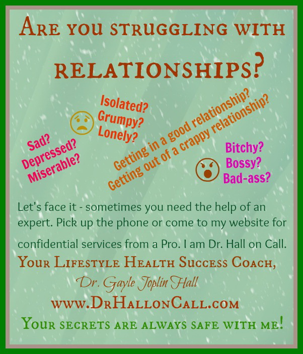 are you struggling with relationships