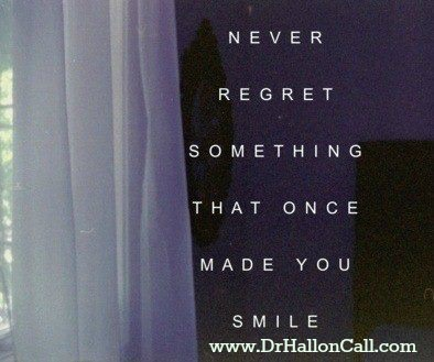 never regret-22