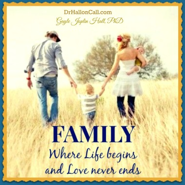 Family-Where Life Begins
